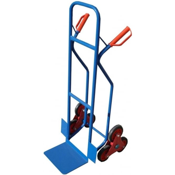 High Back Stair Climber Sack Truck Cap: 150kg