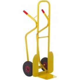 High Back Steel Sack Truck Cap: 250kg
