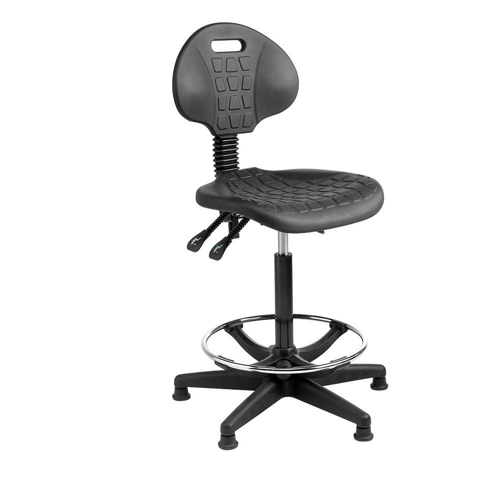 High Rise Draughtsman Counter Polyurethane Chair T Range