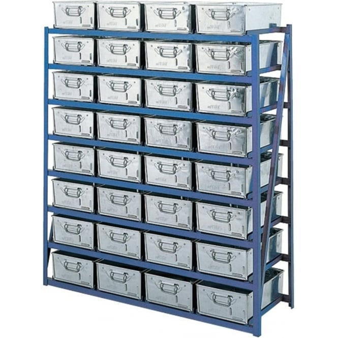 Horizontal Racks for Tote Pans