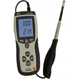 Hot Wire USB Logging Thermo Anemometer