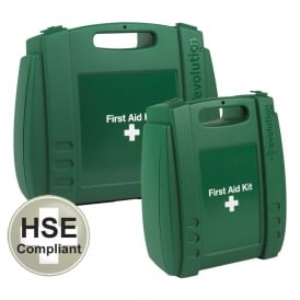 HSE Catering First Aid Kit - 1-10 persons
