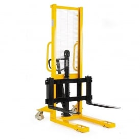 Hydraulic Stackers Adjustable Forks