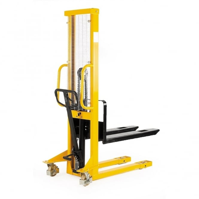 Hydraulic Stackers Fixed Forks