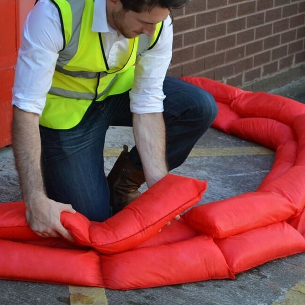 HydroSnake Expanding Water Defence Barrier x 12