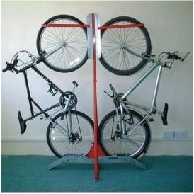 Indoor Bike Racks | PARRS | Workplace Equipment Experts
