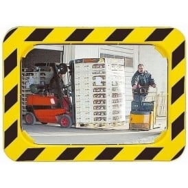 Industrial and Warehouse Traffic Mirrors - 2 Directions