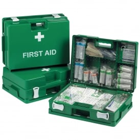 Industrial High Risk First Aid Kit: 1-20 employees