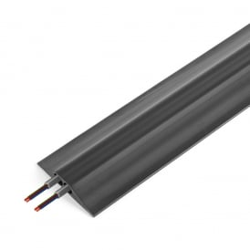 Industrial Indoor & Outdoor Cable Protectors - 2 Channels