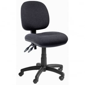 parrs industrial office chairs with castors or glides