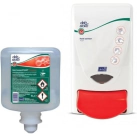 InstantFOAM Hand Sanitiser & Dispensers