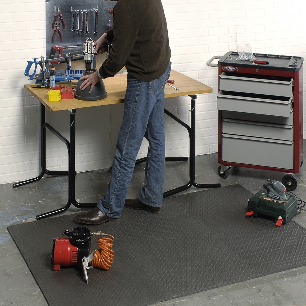 Interlocking cushioned floor tiles facilities maintenance from interlocking cushioned floor tiles doublecrazyfo Choice Image