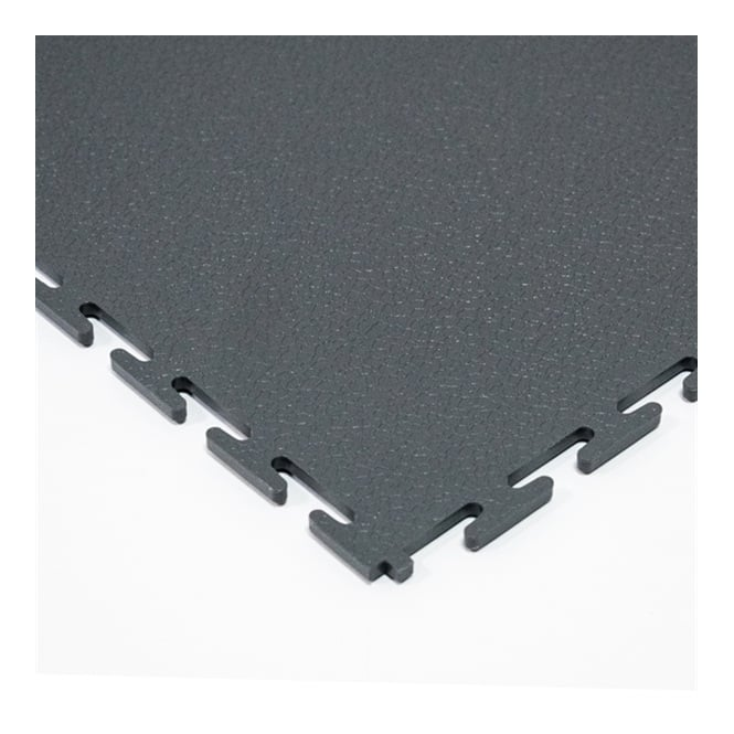 Interlocking Floor Tiles Smooth Surface with Open Joint