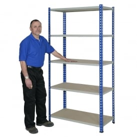 J Rivet Shelving