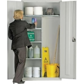 Janitorial/Wardrobe Cupboard