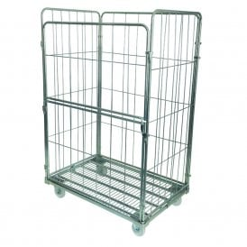 Roll Pallets, Cage Trolleys & Containers | PARRS