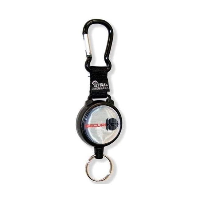 Karabiner Key Reel with Key Ring