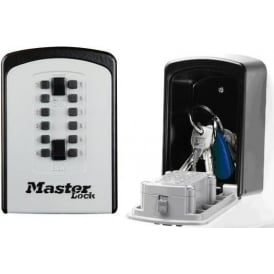 Key Safe Security Box with Push Button Lock