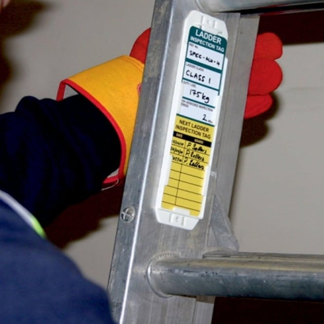 Ladder Safety Inspection Tags