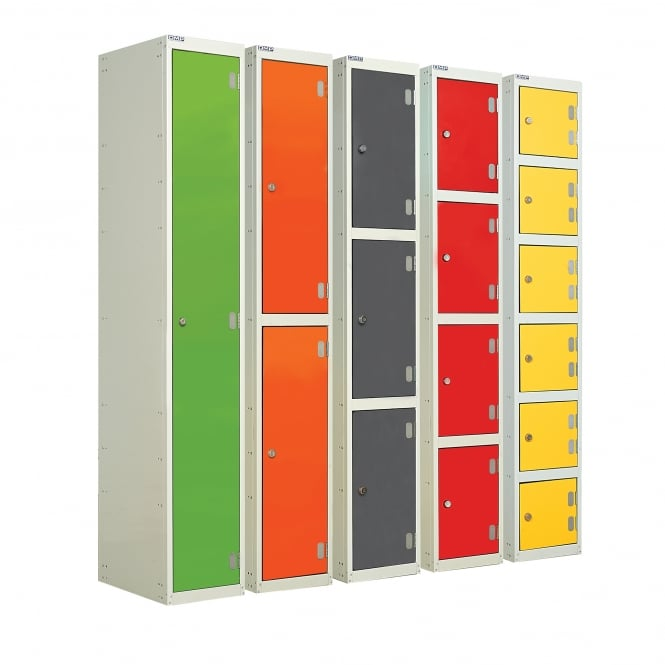 Laminate Door Lockers for Wet Areas