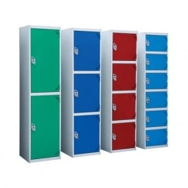 Large Capacity Steel Lockers