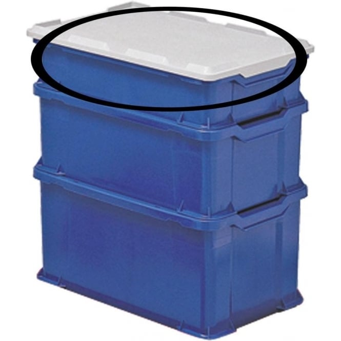 Lids for Unibox Hygiene Stackable Containers