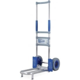 Light Duty Aluminium Folding Sack Truck Cap: 100kg