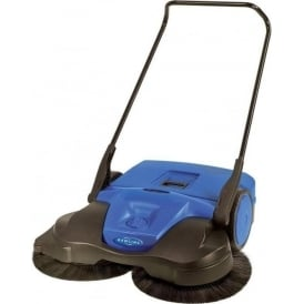 Litterbug Pro Battery Powered Walk Behind Sweeper