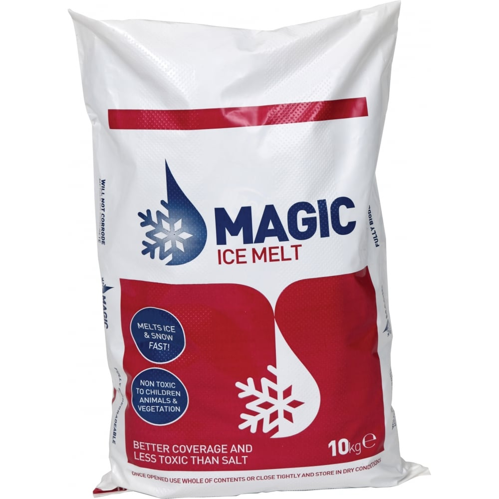magic ice melt original from parrs workplace equipment experts