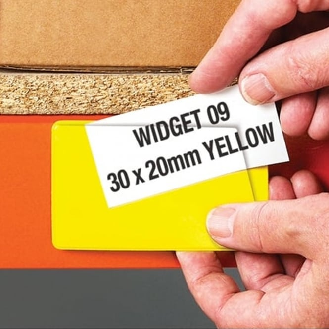 Magnetic or Self-Adhesive Coloured Ticket Pouches