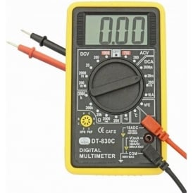 Manual Ranging Digital Multimeters