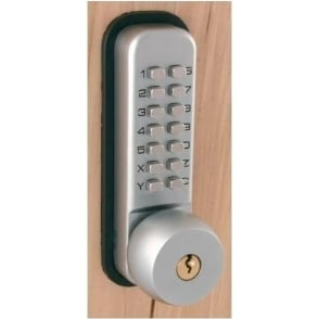 Mechanical Push Button Coded Door Locks | PARRS | Workplace