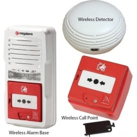 MEGALARM Wireless Fire Alarm System