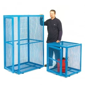 Mesh Security Cages