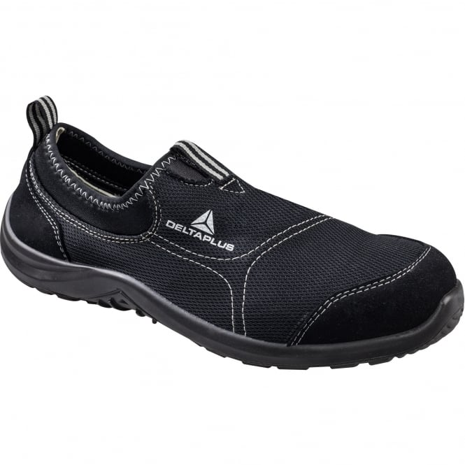 Miami Polyester and Cotton Safety Shoes S1P SRC