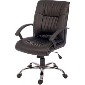 Milan Faux Leather Executive Office Chair