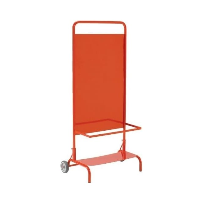 Mobile Fire Extinguisher Stand Safety Point