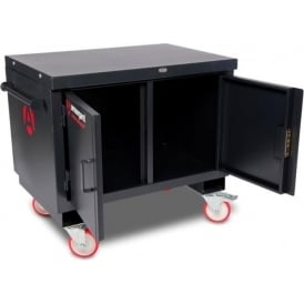 Mobile Tuffbench Workbench Cabinet