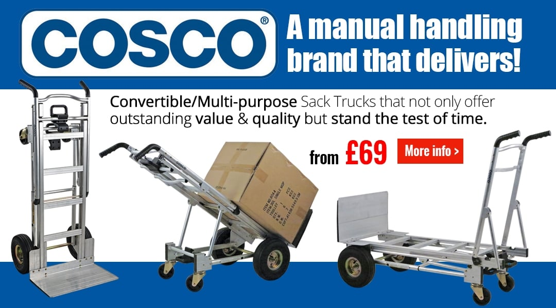 COSCO A manual handling brand that delivers!