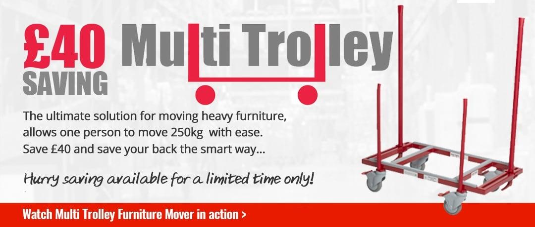 £40 saving Multi Trolley Furniture Mover