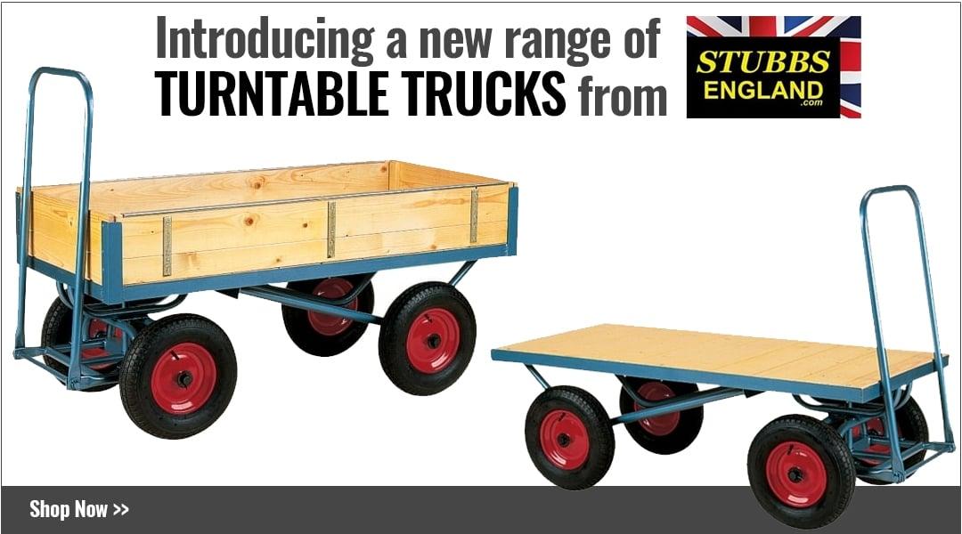 STUBBS Turntable Trucks