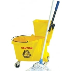 Mopping Bucket with mop press