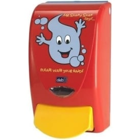Mr Soapy Soap Hand Wash Dispenser