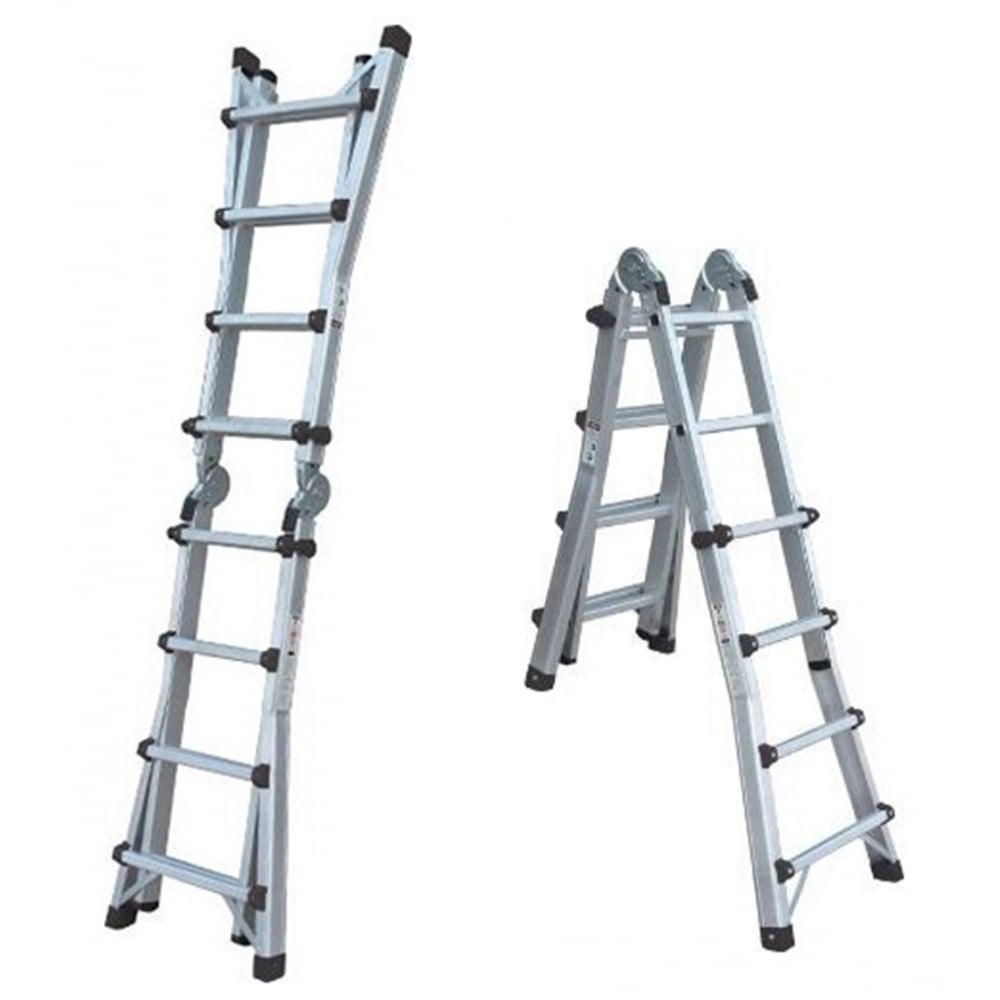 Multi Purpose 3 Way Aluminium Telescopic Ladder