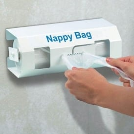 Nappy Bag Dispenser and Bags