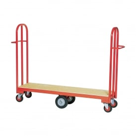Narrow Aisle Cash & Carry Trolley Cap: 350kg