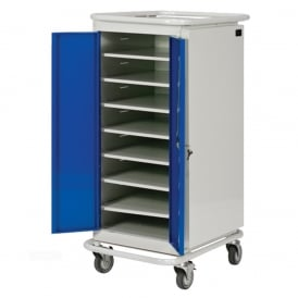 Narrow Aisle Charging Laptop Trolleys