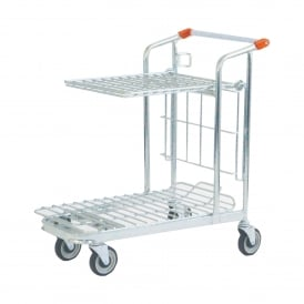 Nestable Stock Trolley Cap: 320kg