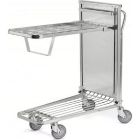 Nesting Trolley with self-levelling shelf Cap: 300kg