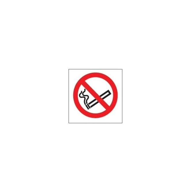 No Smoking Signs - Symbol only